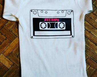 80's Baby Cassette Tape