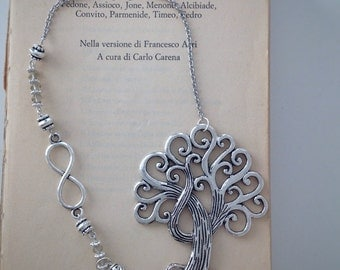 Infinity Tree bookmark