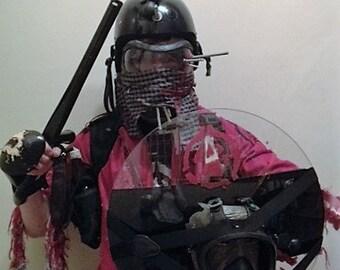 Anarchist- Post Apocalyptic Full Costume.