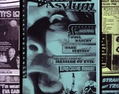 Drive-In Asylum, Issue #3 - April 2016