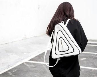 Triangle Backpack.