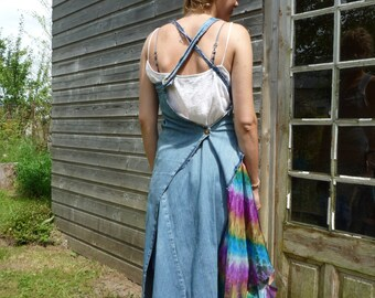 tango jean dress