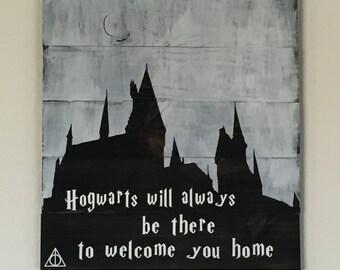 Harry Potter art