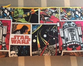 Star Wars Comic Pencil Pouch