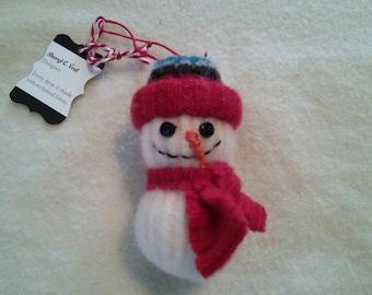 Christmas ornament Snowman (15)