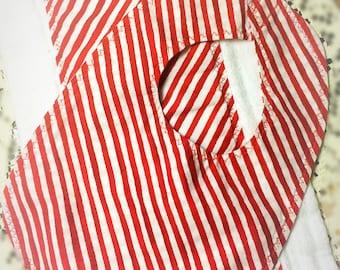 Bib & burp cloth set