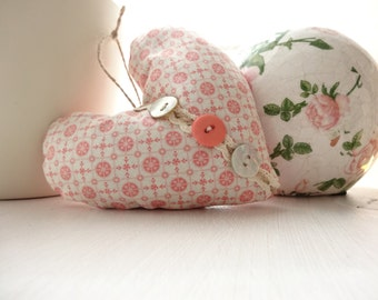 Lavender heart, lavender pillows, pillows filled with Lavender