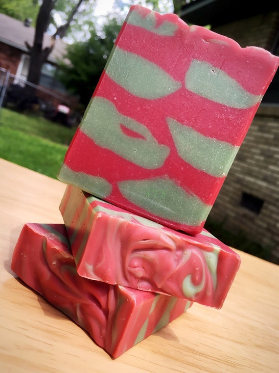 Vegan Artisanal Moisturizing Soap- Serendipity