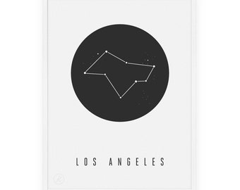Constellation of Los Angeles