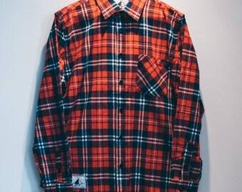 Red Lumberjack Shirt