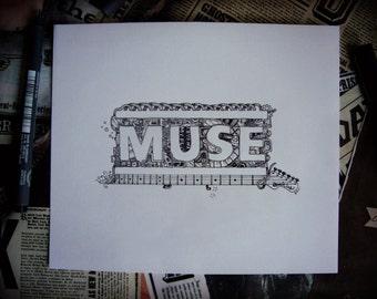 Muse Logo (music band)