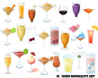 24 PNGS, Alcoholic Drinks, Beverages, Drinks, Clipart, Martini, Wine, Beer, Gin, Alcohol, Alcohol Clipart, Drink Clipart, Beer Clipart, Wine