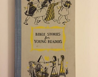 Bible Stories for Young Readers by April Oursler Armstrong