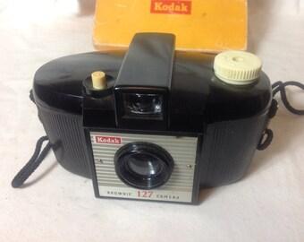 Kodak Brownie 127 with original box