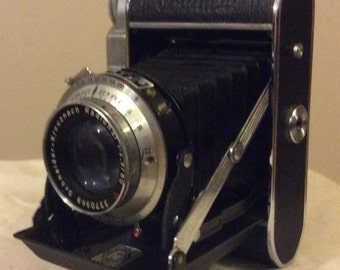 German made Franka roll film camera