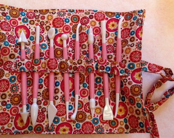 Cake Decorating Tool Roll