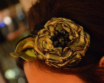 Black Forest Flower Headband