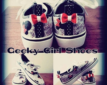 Miss Mouse shoes