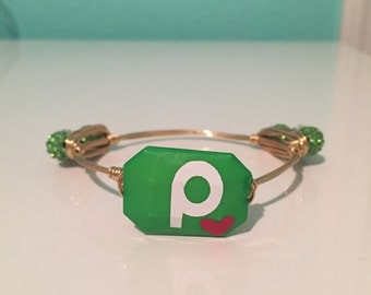 Publix wire wrapped bracelet