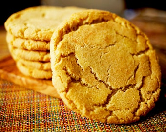 Snickerdoodle Cookie x4 (@5.0oz each)