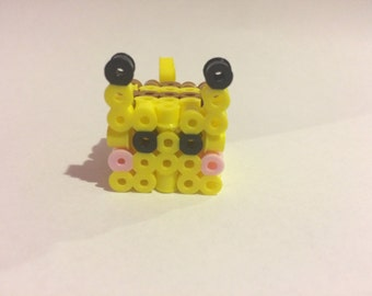 3D Perler Pikachu Pokemon