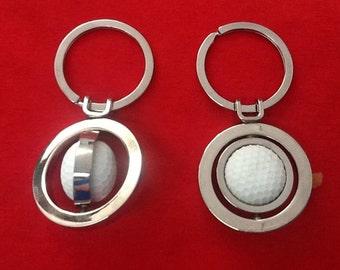 Heavy duty golf key chain