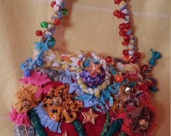 The LaLa Marigold Purse