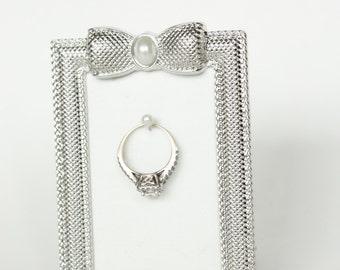 Ring Holder | Framed Ring Holder| Engagement Gift | Gifts for Her