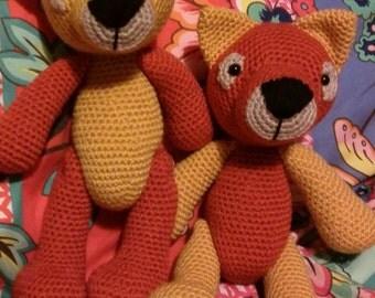 friendship foxes
