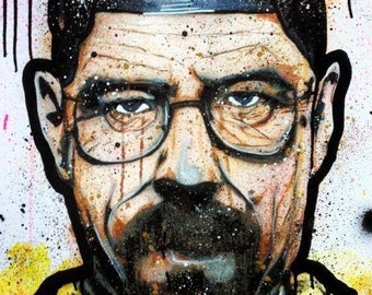 Walter White, Breaking Bad Print