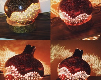 Gourd Lamps 2