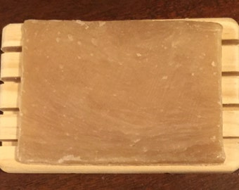 Handmade Cold Process Soap Brown Sugar Fig  Scent