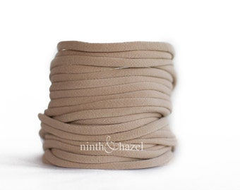 Nylon Headbands, Nylon Headbands Wholesale, Nylon Baby Headbands, Nylon Elastic, Headbands, Skinny Headband, Nude, Tan, Beige, Cream