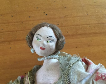 Decorative Vintage Doll