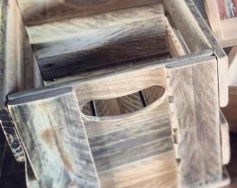 Rustic Pallet Crates / Boxes