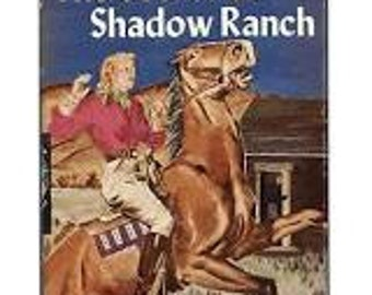 Nancy Drew Mystery Stories - The Secret at Shadow Ranch 1931