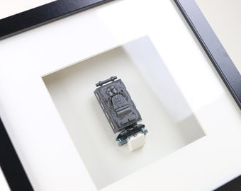 Star Wars, The Empire Strikes Back, Han Solo in Carbonite LEGO Frame