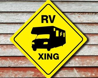 Funny rv sign | Etsy