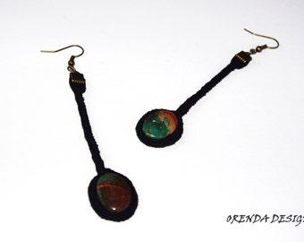 Inner Peace Earrings