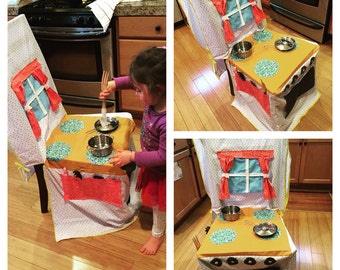 Kitchen Play chair cover