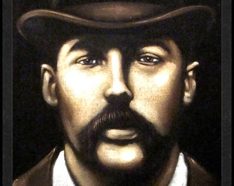 H.H. Holmes is Card Number 22 from the New Serial Killer Trading Cards