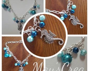 "Bracelet theme ""Ocean"""
