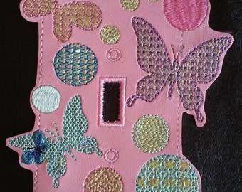Butterfly Switch Plate Cover