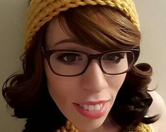 Basic Crocheted  headband