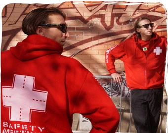 Safety Meeting Appael Lifeguard Hoodie