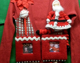 xtra small womens ugly sweater