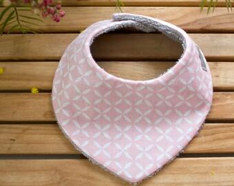 Bib - Bib bandana | Pink astre