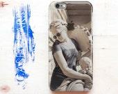 Samsung Galaxy Phone Case Galaxy S6 Case Samsung S6 Case Girl Galaxy S7 Case Art Samsung S7 Case Stone iPhone 5s Phone Classic iPhone 5 Case