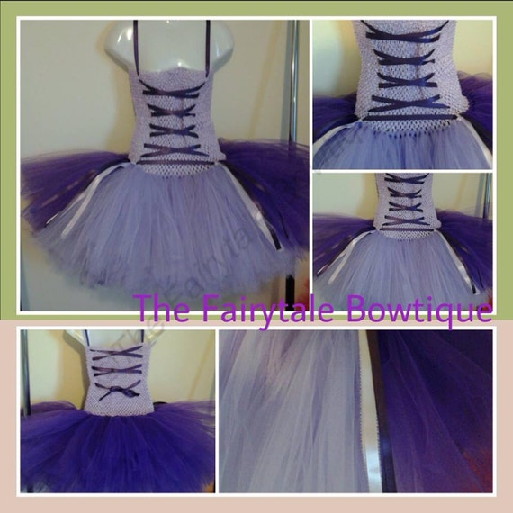 Princess Style Tutu Dress, Rapunzel, photoshoots, birthday, Christmas, gifts for her, gifts for girls,
