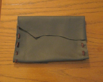 Leather Belt Pouch